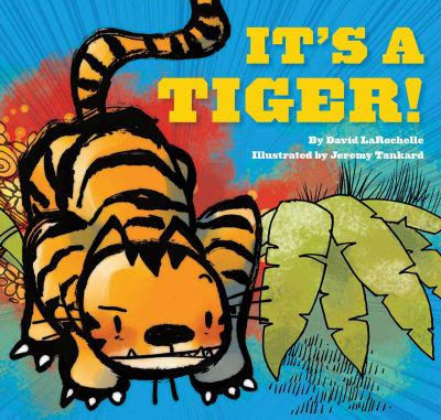 Cover Art for It's a tiger!