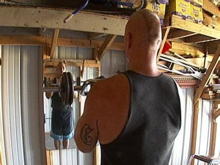 rogers county man loses    pounds