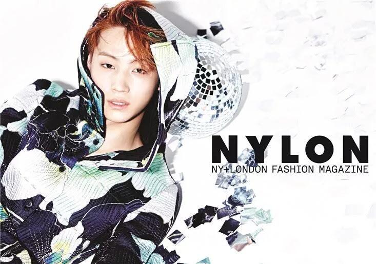 JB for NYLON  OMG. 😍