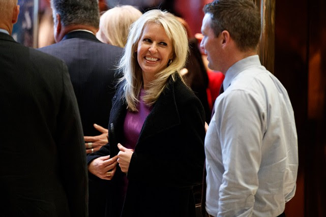 Monica Crowley, une auteure et commentatrice conservatrice sur... (PHOTO EVAN VUCCI, ARCHIVES AP)