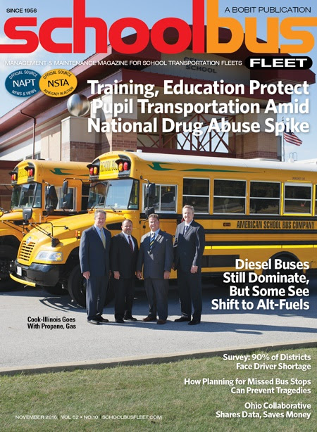 Maine district replaces 31 diesel buses with propane - Alternative Fuels - School Bus Fleet
