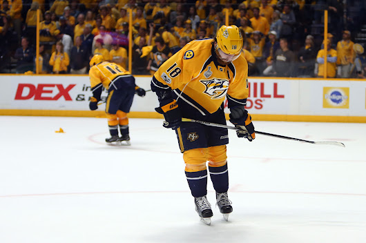 Nashville Predators: James Neal may be open in Expansion Draft