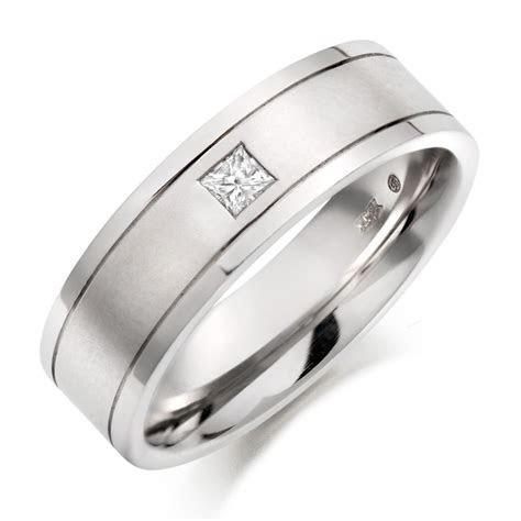 Mens Platinum Diamond Wedding Rings   Diamond Wedding
