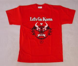Red Dragon Let's Go Korea.