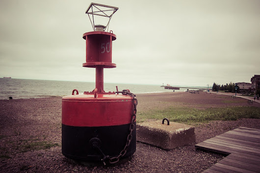 Red Buoy, Duluth