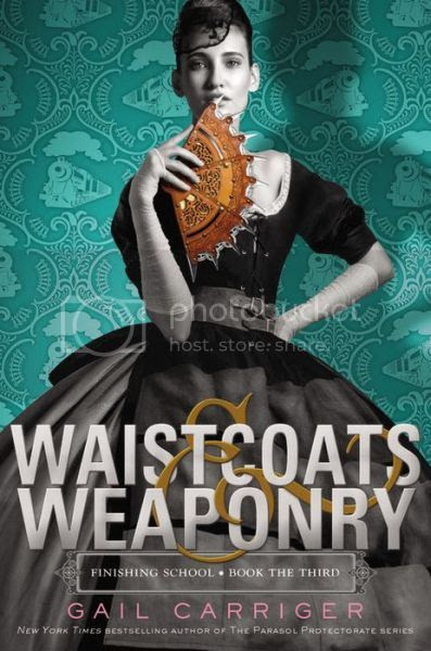 Waistcoats and Weaponry Cover