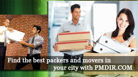Packers and Movers in Noida (NCT Of Delhi) - PMDIR