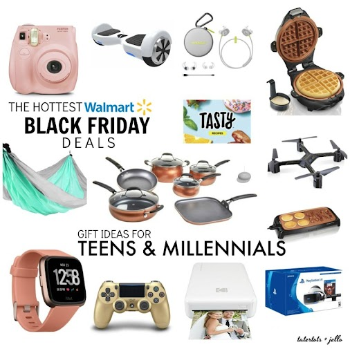 The HOTTEST 2018 Walmart Black Friday Deals – Gift Guide for Teens and Millennials! - I partnered with...