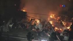 Động đất mạnh làm rung chuyển Nhật Bản