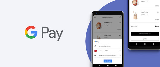 Shopify + Google Pay: A New Integration! - Arya Creative