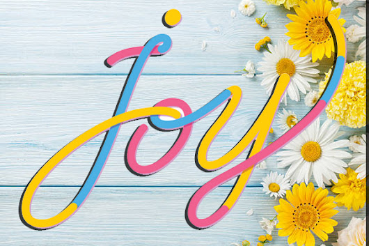 You Are in Joy All the Time -