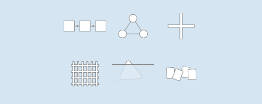 Six Patterns for Modeling Concepts – EightShapes