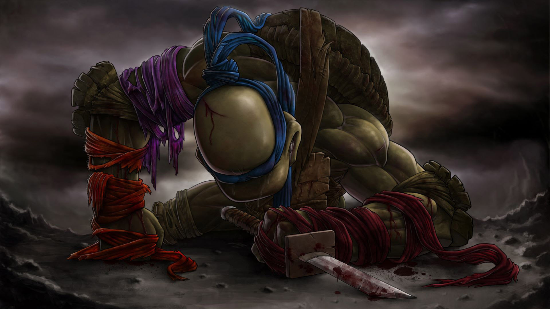 Tmnt Backgrounds 59 Images
