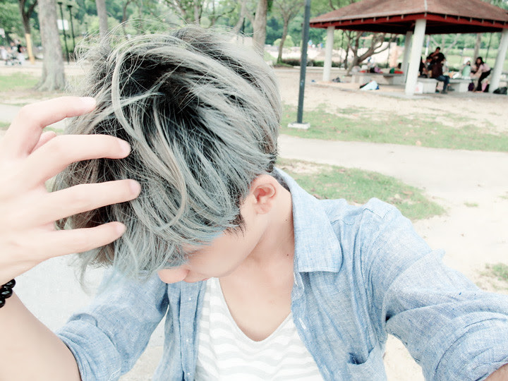 typicalben hair at east coast park
