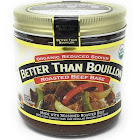 Better Than Bouillon Organic Beef Base - 16 oz jar
