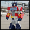 Optimus Prime Costume : Transformers Costume