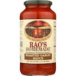 Raos Homemade Roasted Garlic Sauce - 24 oz