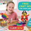 Free Offer to Get a Free Kid's Toucan Craft Box - Free Entry UK Competitions -> Competitions 4 Free