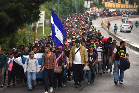 The Caravan Just Got News That Could Let Them In The U.S.