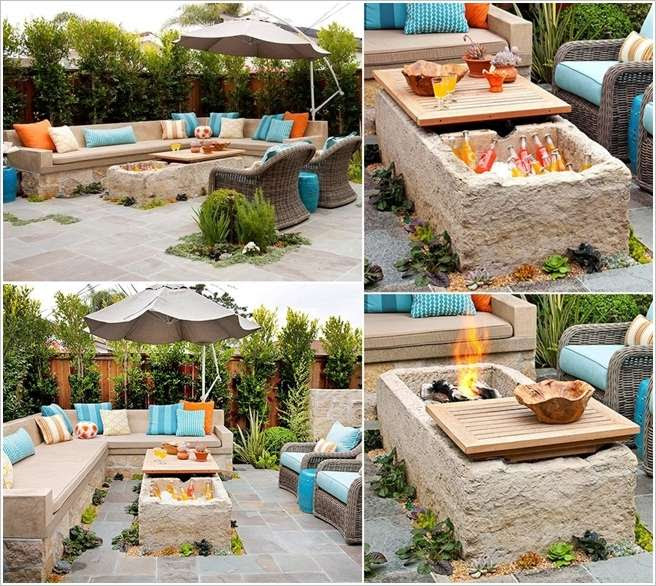 6 Fabulous Patio Decorating Ideas that You will Surely Admire 2