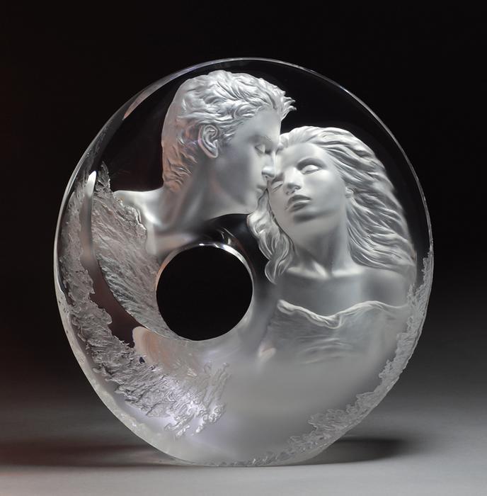 """Résultat de recherche d'images pour """"michael wilkinson acrylic sculpture"""""""