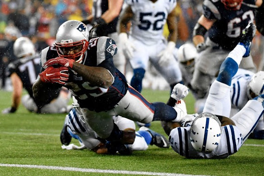 Patriots Always Keep a Tight Grip on the Ball - WSJ