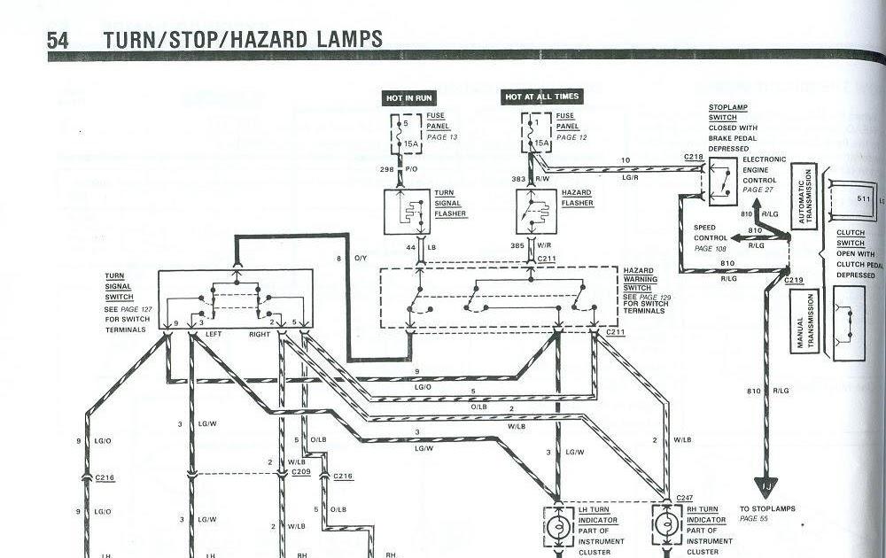 Honda Valkyrie Turn Signal Flasher Wiring Diagram
