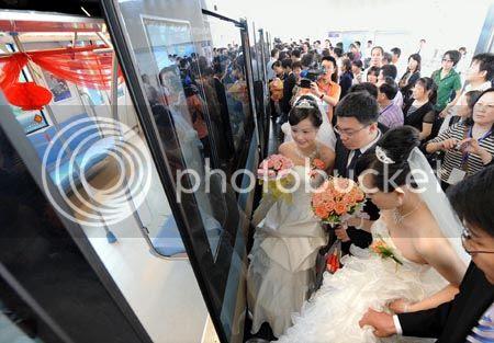 groupe mariage Chine
