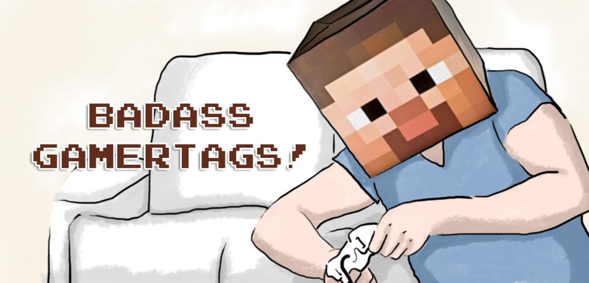 Badass Gamertags: 54 Cool Gamer Names