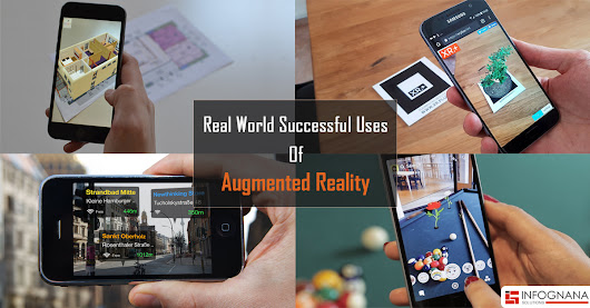 Augmented Reality - It's Real World Successful Uses - Infognana