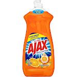 Ajax Ultra Triple Action Liquid Dish Soap - Orange - 28 fl oz