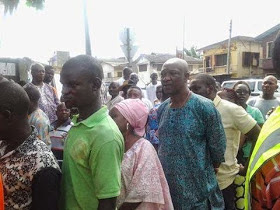 PDP :jimi Agbaje Spotted Waiting To Be Accredited Also !! -