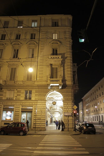 A building in Torino