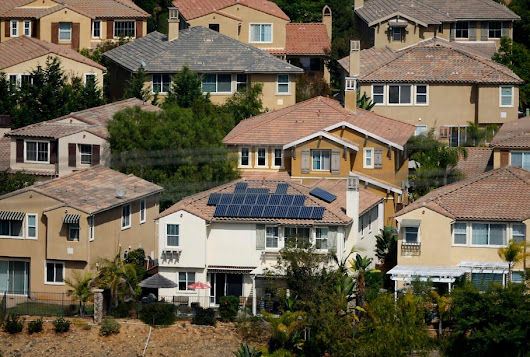 Why do people put solar on their roofs? Because other people put solar on their roofs