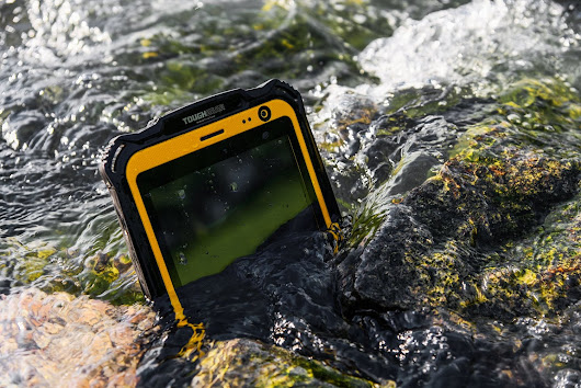 Outdoor-Tablet: 3 robuste Tablets im Vergleich