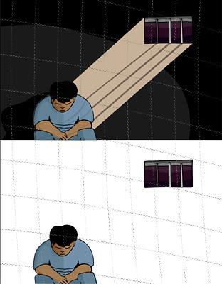 Depressed Prisoner