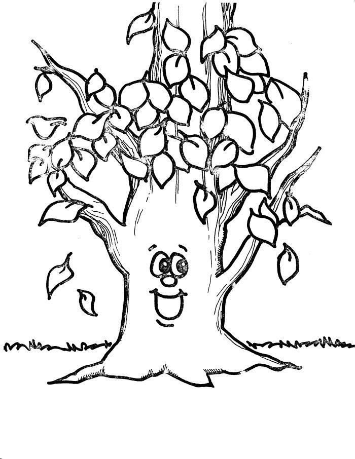 Doğa Fipixde Okuloencesi Ilkbahar Ağacı Boyama Anasınıfı Ilkbahar