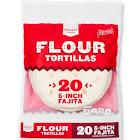 """6"""" Flour Tortillas Fajita Size 20ct - Market Pantry"""