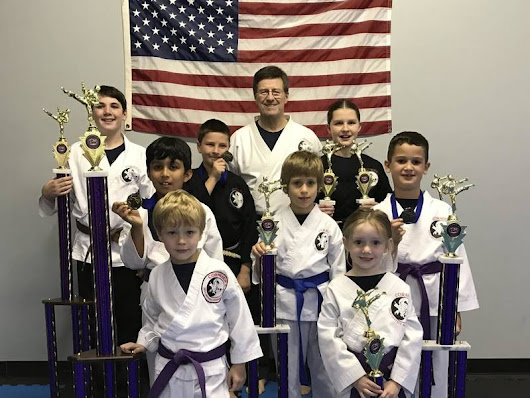 Holliston Karate Students Rake In Tournament Awards