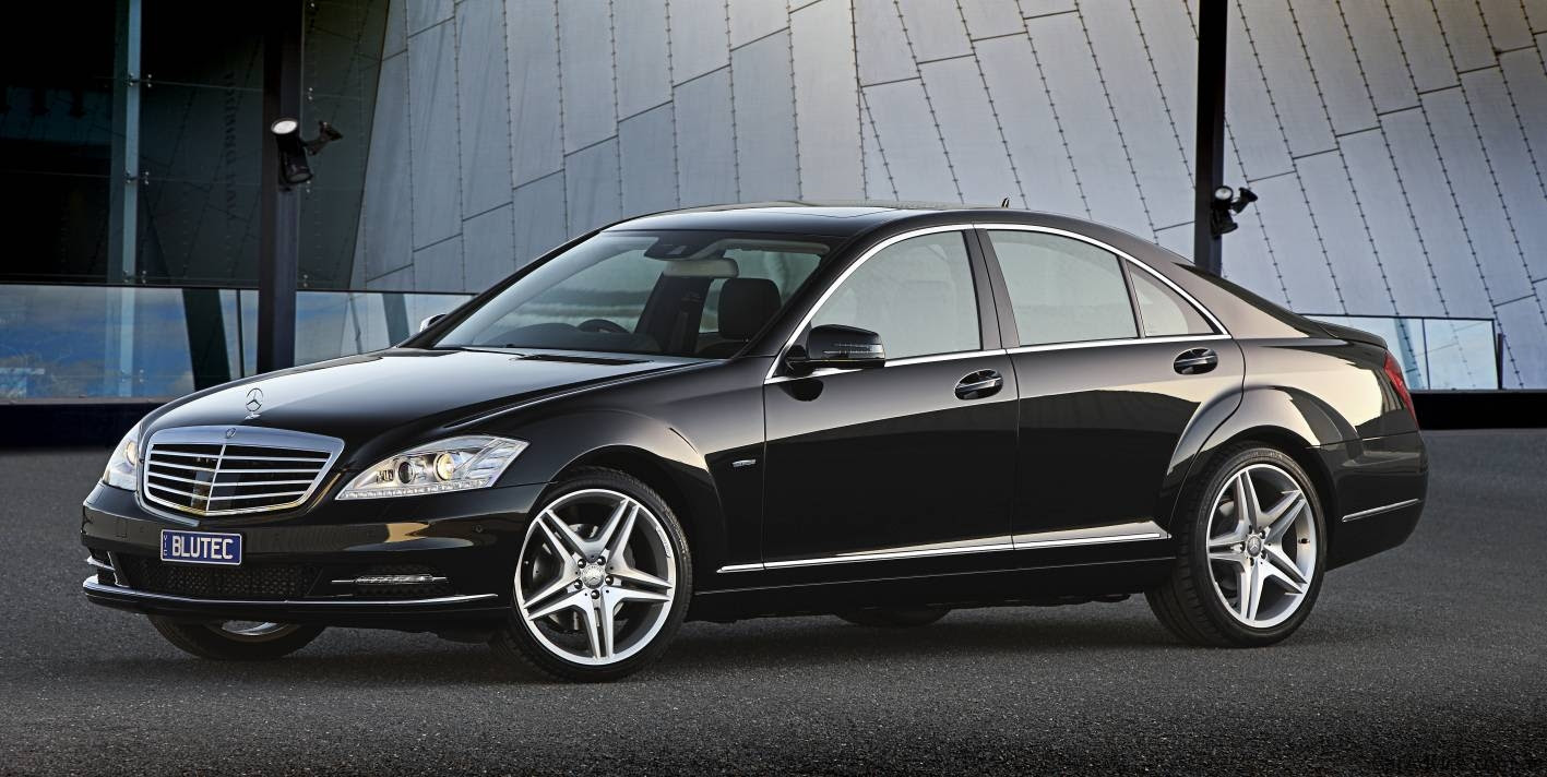 2011 Mercedes-Benz S-Class - Information and photos ...