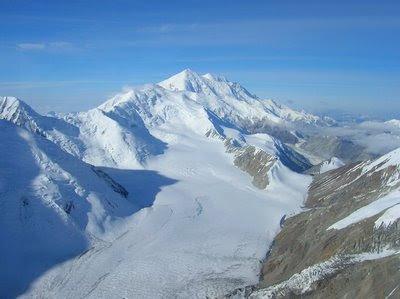Mt. McKinley (photo: Matt Abe)