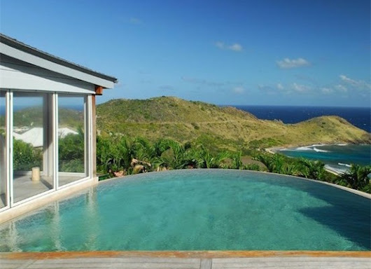 Caribbean Home: An Oasis in St Barth