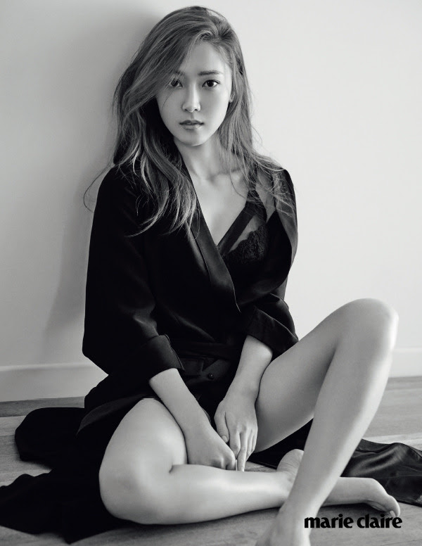 Jessica - Marie Claire Magazine June Issue '15
