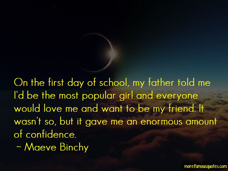 The First Day Of School Quotes Top 64 Quotes About The First Day Of