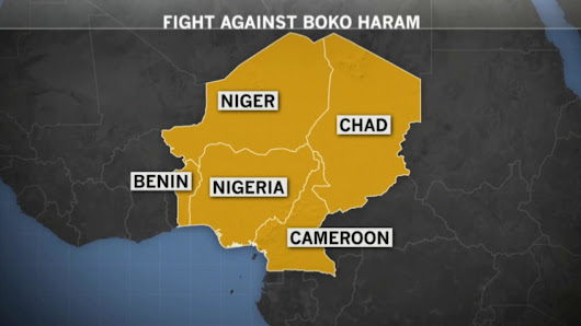 Nigerian president requests US help in Boko Haram fight