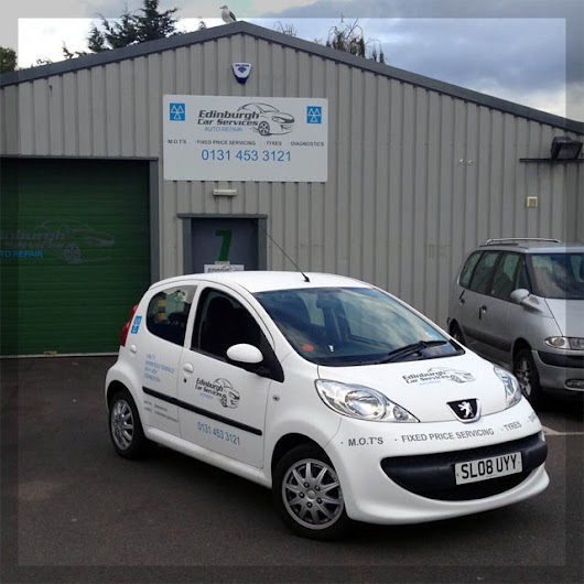Edinburgh Car Services | Mot & Service Centre