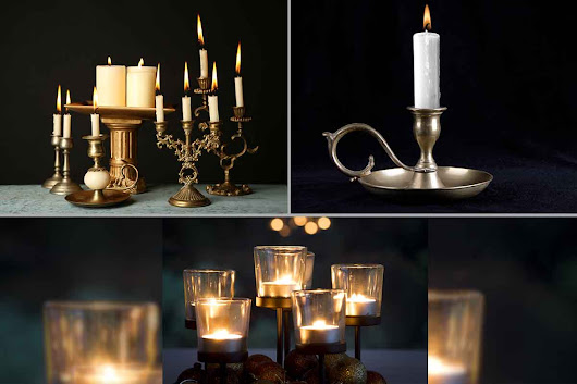 5 things to consider while choosing a candle holder | Homeonline