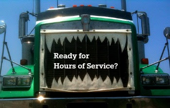 FMCSA hours of service