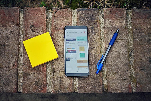 22 top tips for Google Keep on Android