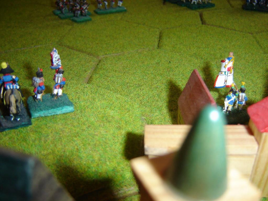 D'Erlon manages to retreat